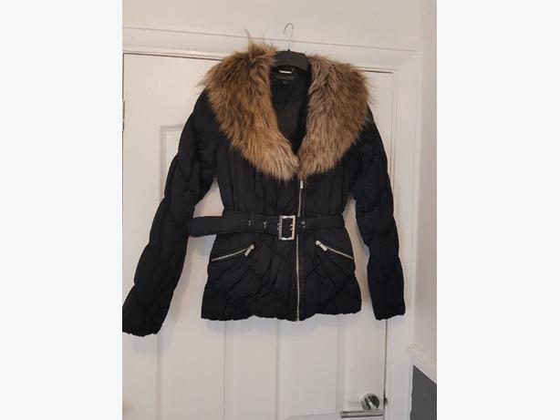 lipsy ladies coat size 12