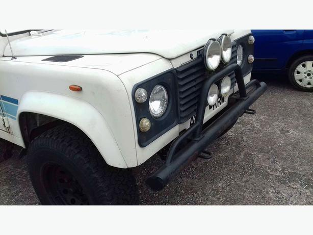 Land Rover county 90