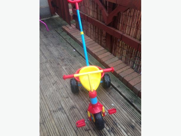 chad vally childs bike