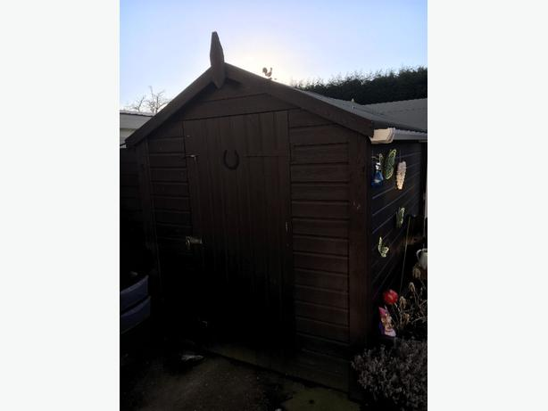 9x6 shed