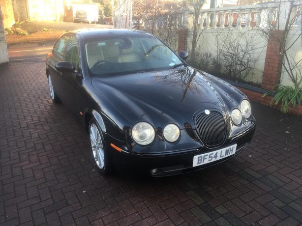 2004 Jaguar Stype manual petrol
