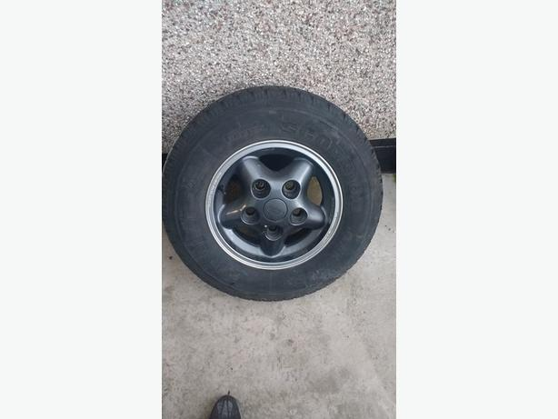 wheel for landrover discovery