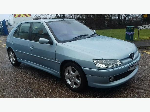 FOR SALE Peugeot 306 1.6 petrol 12 months mot