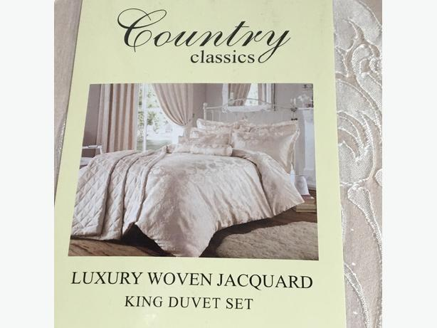 Duvet set - king size