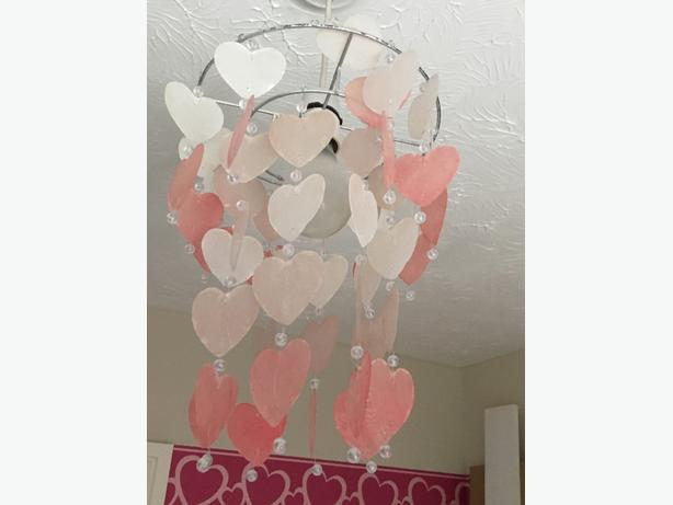 Ceiling Lightshade - Mother of Pearl