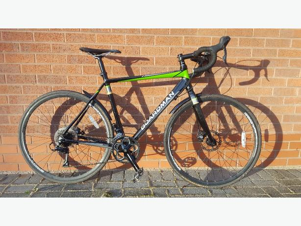 BOARDMAN CBOARDMAN CX COMP CYCLOCROSS ROAD RACING BIKE LIGHTWEIGHT