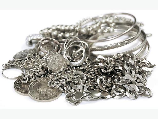WANTED: SILVER / SCRAP SILVER
