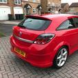 2008 Vauxhall Astra SRI CDTI 150 bhp XP*Exterior Pack*3-Door*84k*FSH*MINT