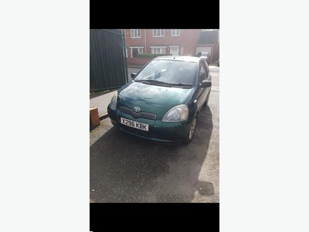 toyota yaris NO OFFERS !!!!