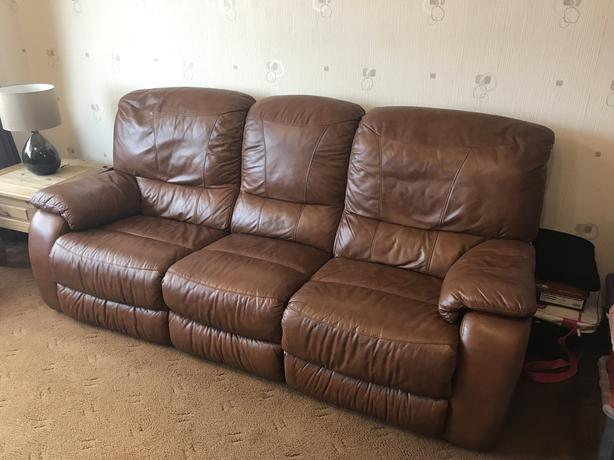 3 seater sofa 2 seater sofa and chair recliner