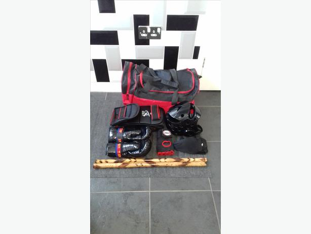 childs karate sparring equipment