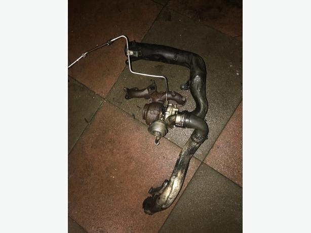turbo, alternator, a/c motor new belt + egr vale all 70 pound
