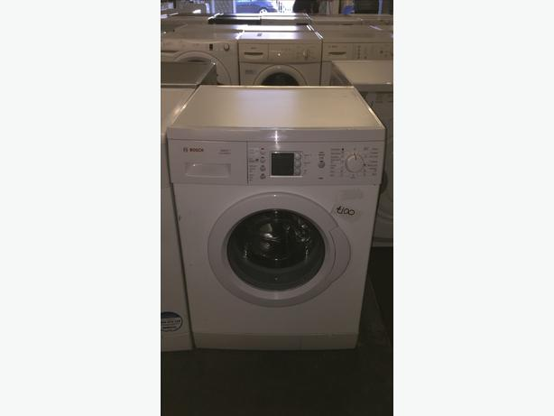 BOSCH LARGE LCD WASHING MACHINE WITH GUARANTEE🇬🇧🇬🇧🌎🌎
