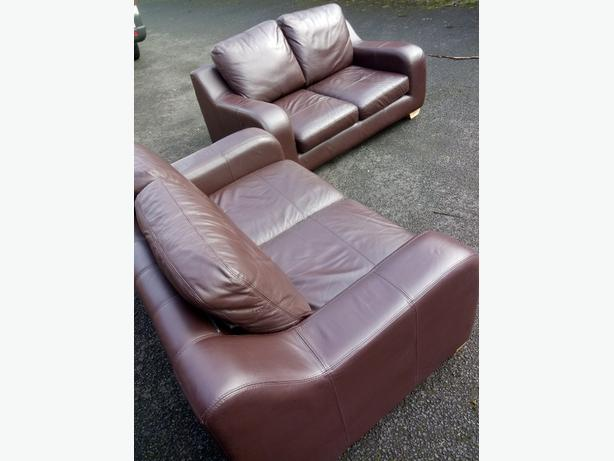 2 x 2 sofas delivery available