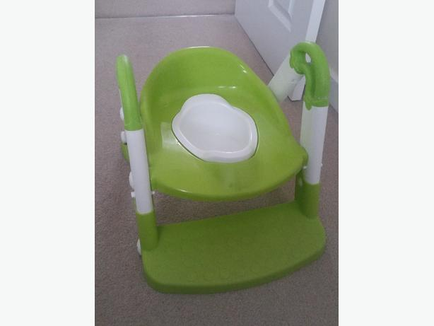 Green Potty for girls or boys