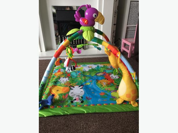 Fisher Price playmat
