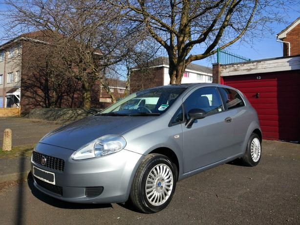 2008 Fiat Grand Punto MOT 09.2018, LOW Milage 40000, Service History