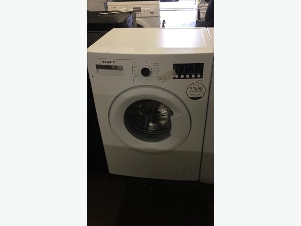 SERVIS WASHING MACHINE GOOD CONDITION🌎🌎PLANET APPLIANCE🌎