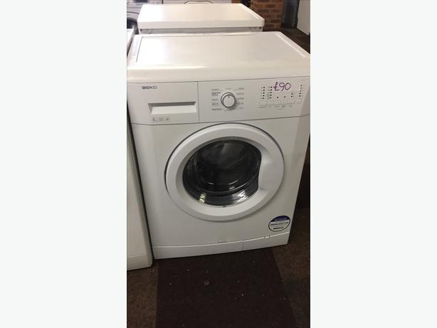 6KG BEKO WASHER WITH GUARANTEE🌎🌎PLANET APPLIANCE🌎🌎