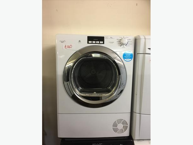 9KG CANDY CONDENSER DRYER GOOD CONDITION🌎🌎PLANET APPLIANCE🌎🌎