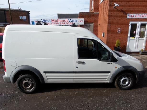 2006 FORD TRANSIT CONNECT LX TDCI 1.8 DIESEL