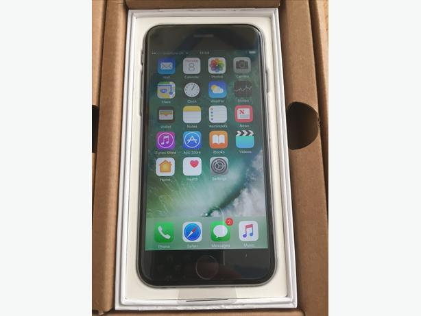 APPLE IPHONE 6S 16GB VODAFONE BRAND NEW  GREY WARRANTY SEPT 18 1