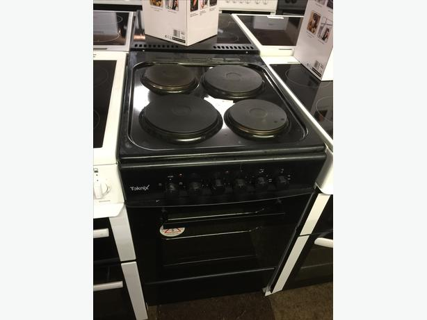 TEKNIX 50CM ELECTRIC COOKER WITH GUARANTEE🌎🌎PLANET APPLIANCE🌎