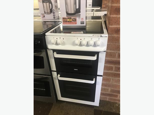 ONLY £100 ZANUSSI ELECTRIC COOKER WITH GUARANTEE 🇬🇧🇬🇧🌎🌎