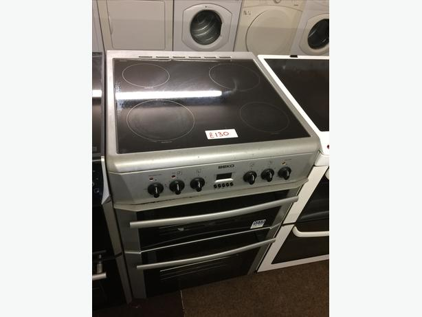 BEKO 60CM ELECTRIC COOKER ELECTRIC COOKER🌎🌎PLANET APPLIANCE🌎