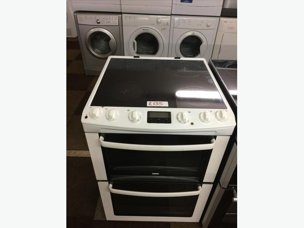 ZANUSSI 60CM W ELECTRIC COOKER WITH GUARANTEE🌎🌎PLANET APPLIANCE🌎🌎