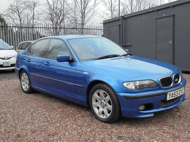 BMW 3 Series 2.0 318i Sport 4dr F S H , FULL LEATHER INTERIOR