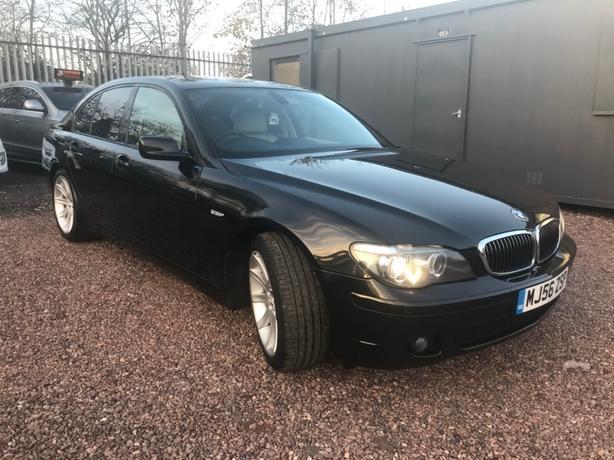 BMW 7 Series 3.0 730d Sport 4dr FSH