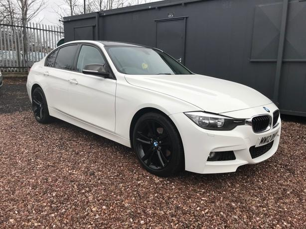 BMW 3 Series 2.0 320d Sport 4dr HPI CLEAR