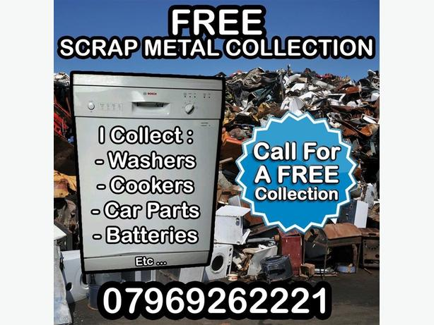 WANTED: scrap metal collections
