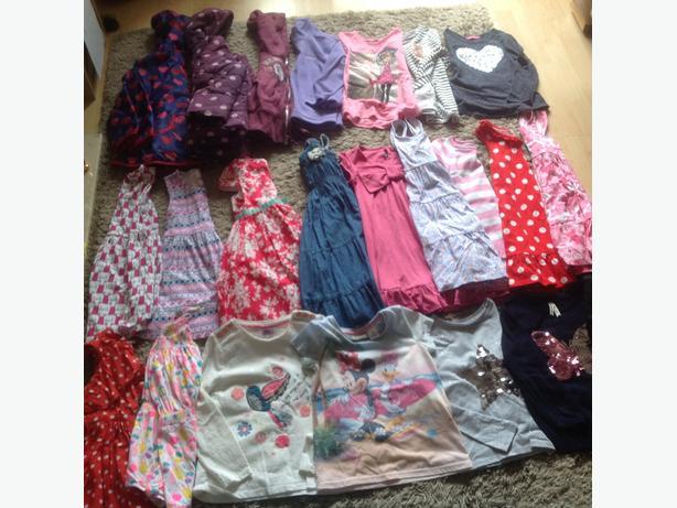 Girls clothes bundle age 5-6