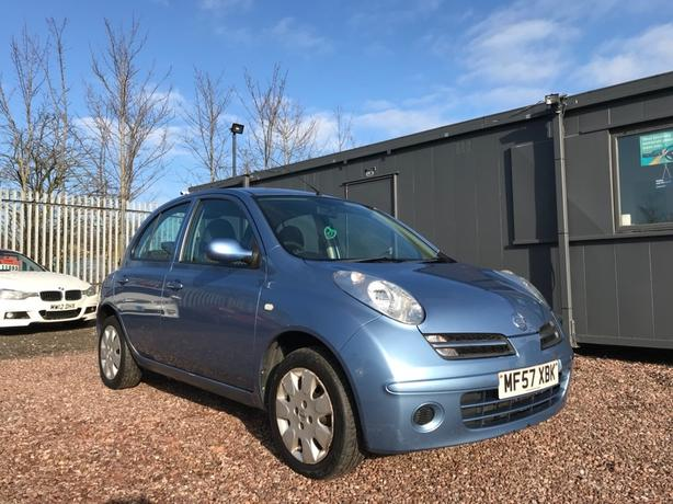 Nissan Micra 1.2 16v Spirita 5dr NEW CLUTCH FITTED