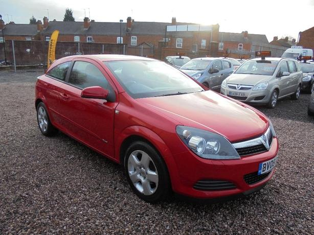 Vauxhall Astra 1.6 i VVT 16v Breeze Sport Hatch 3dr 2 FORMER KEEPERS 2 KEYS
