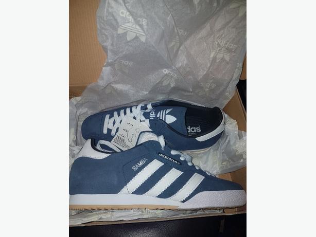 Mens adidas samba trainers size 8.5