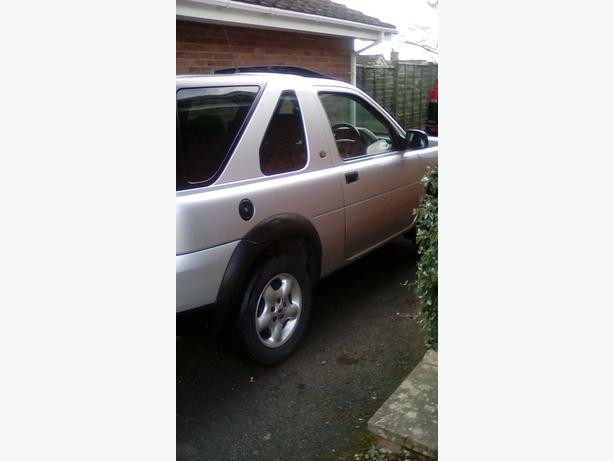 Immaculate Freelander