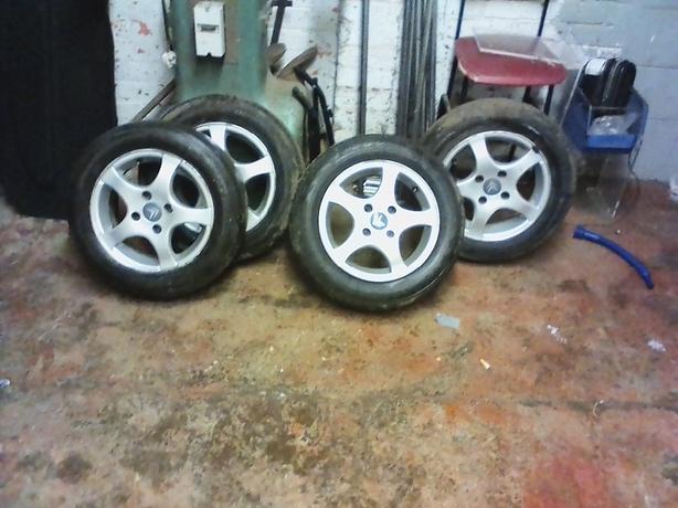 citroen berlingo alloy wheels