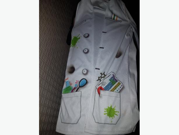 childs science dress up age 5-6years
