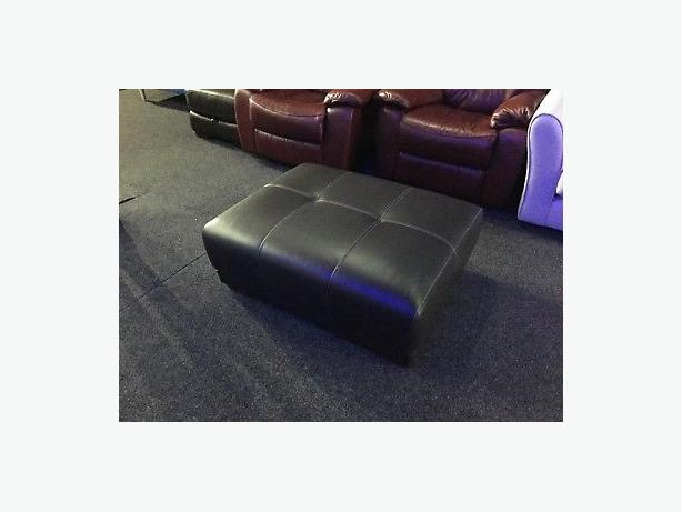 2 seater footstool