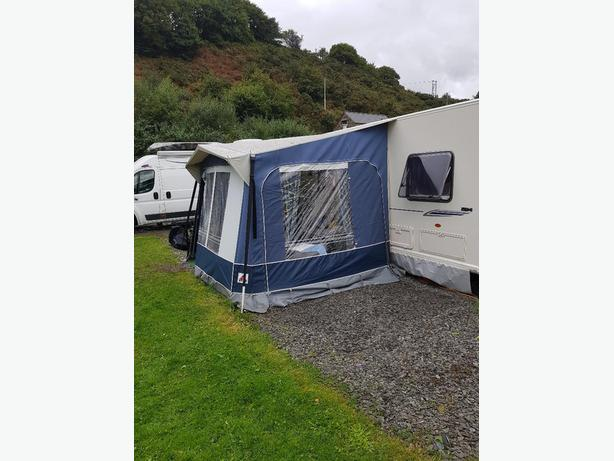 Dorema  XL Caravan Porch Awning