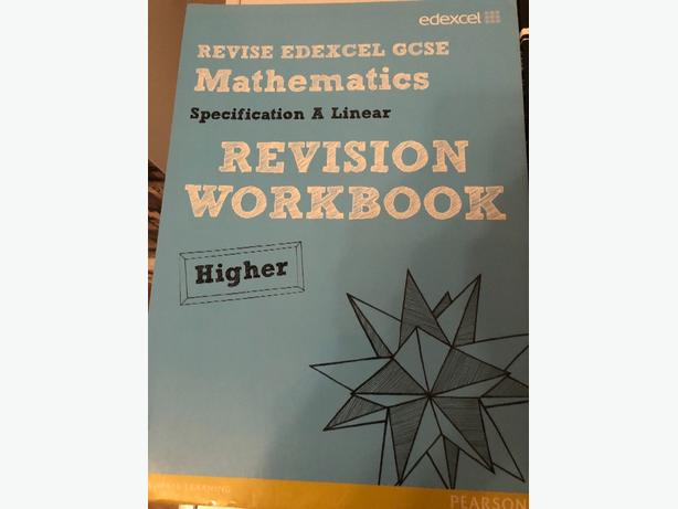 GCSE Maths Revision Books