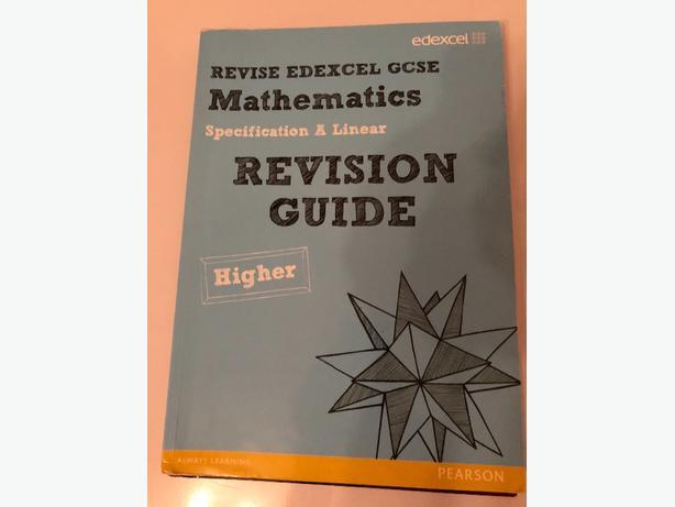 GCSE Maths/Statistics Revision Books