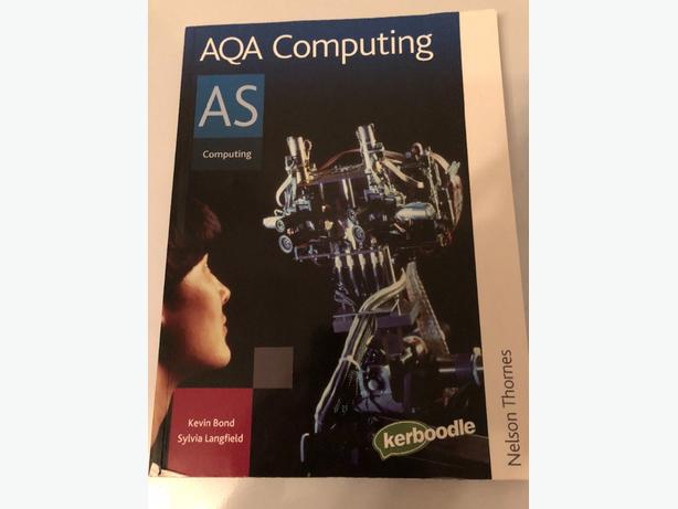 A Level Computing revision book