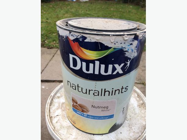 Dulux nutmeg matt walls & ceilings paint 2.5L