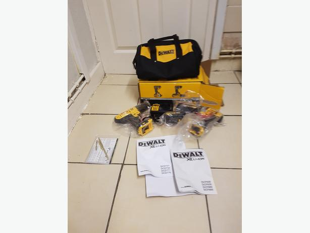dewalt twin set