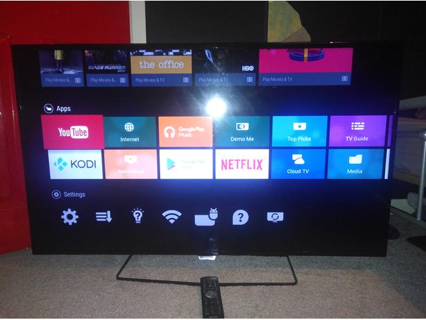 Philips 50 inch LED 4K UltraHD Smart TV with Wi-Fi Android and Freeview HD
