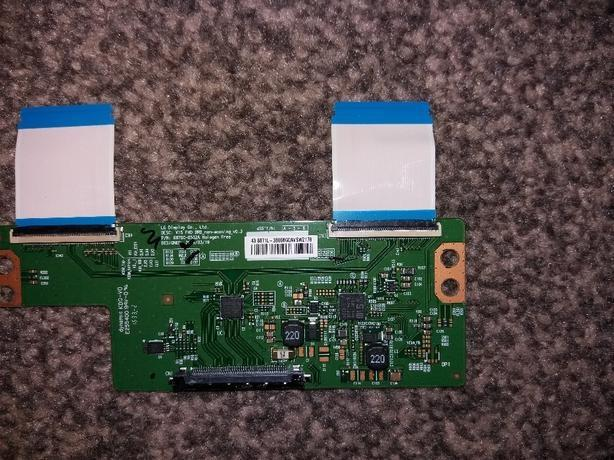 "T-CON BOARD For 43""SHARP LCD Smart TV"